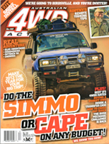 4WD Action magazine
